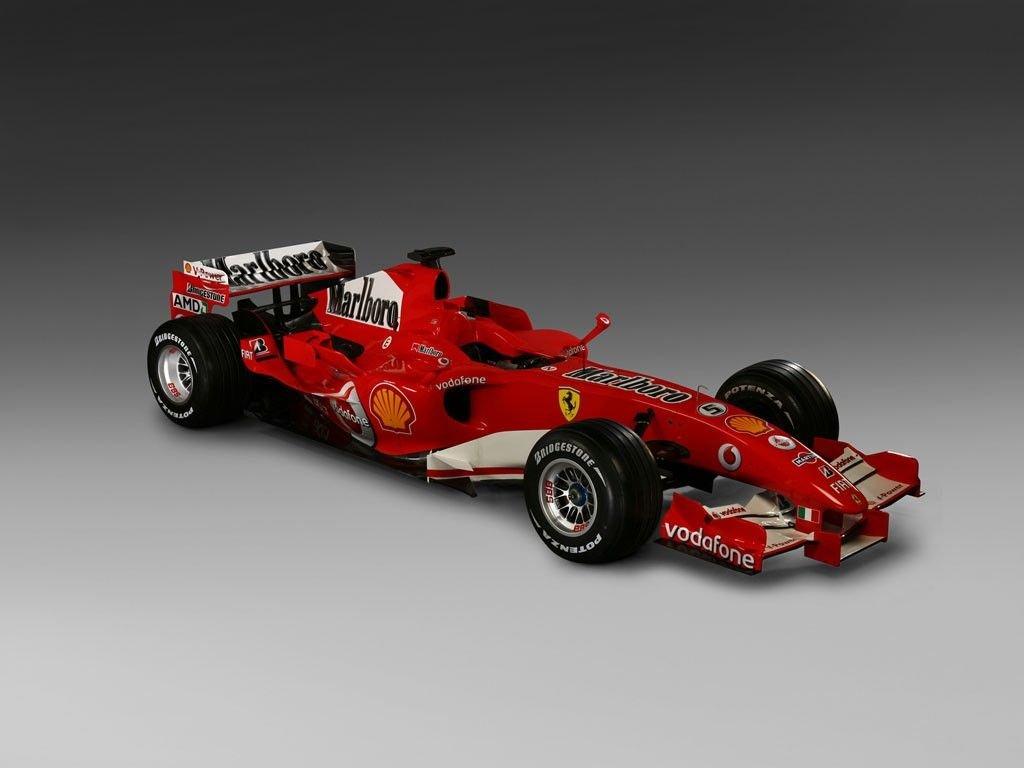 Felipe Massa Ferrari 248 F1.