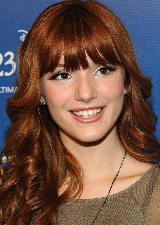 золотисто каштановый цвет волос фото: