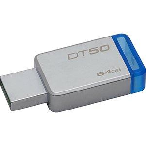 Memorie USB Kingston DataTraveler 50, 64GB, USB 3.0