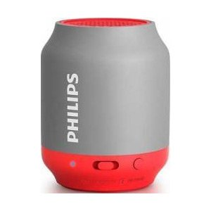 Boxa portabila Bluetooth Philips BT50 Gri/Rosie