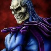 skeletor vs beast man - 284×360